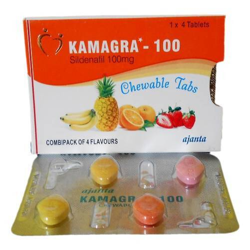 Kamagra 100mg Soft Tabs For Men