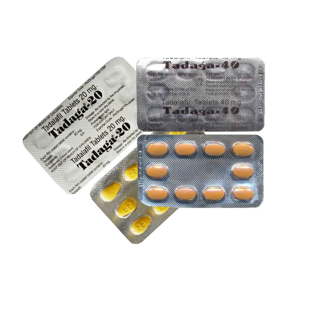 Buy Tadaga 40MG pills