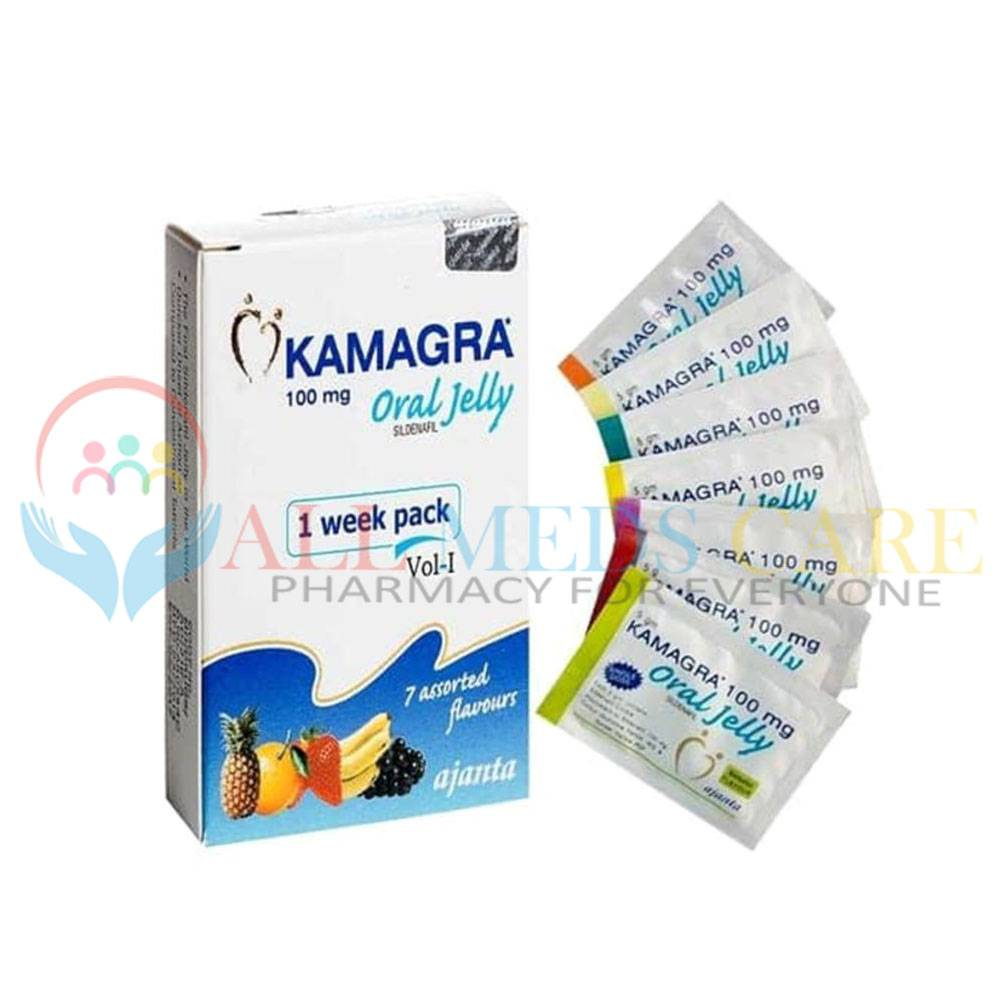 Kamagra Jelly 100mg Information and Prices