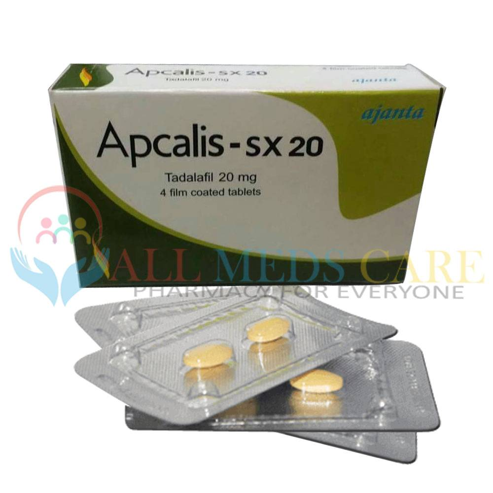 Apcalis 20 mg product and Information
