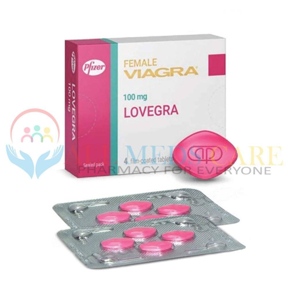 Lovegra 100mg Information and Prices