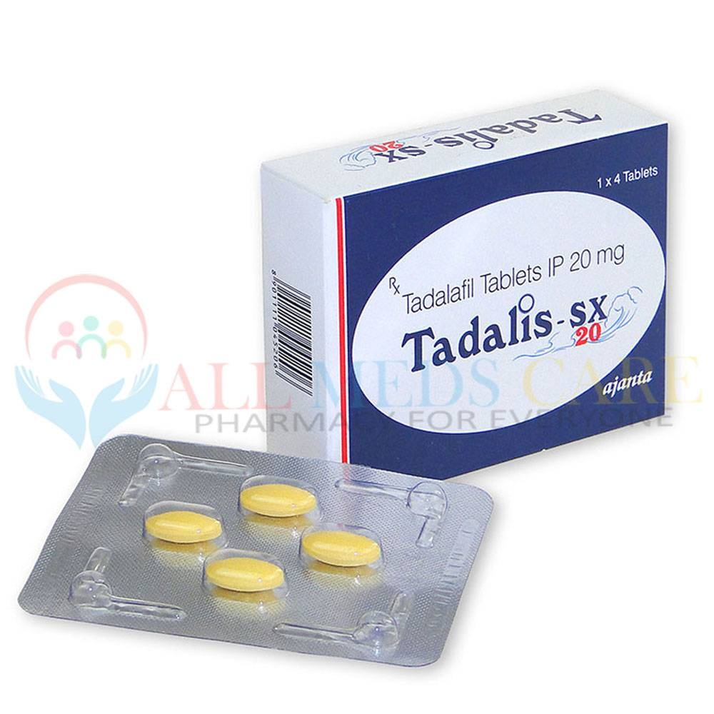 Tadalis 20Mg Information and Prices