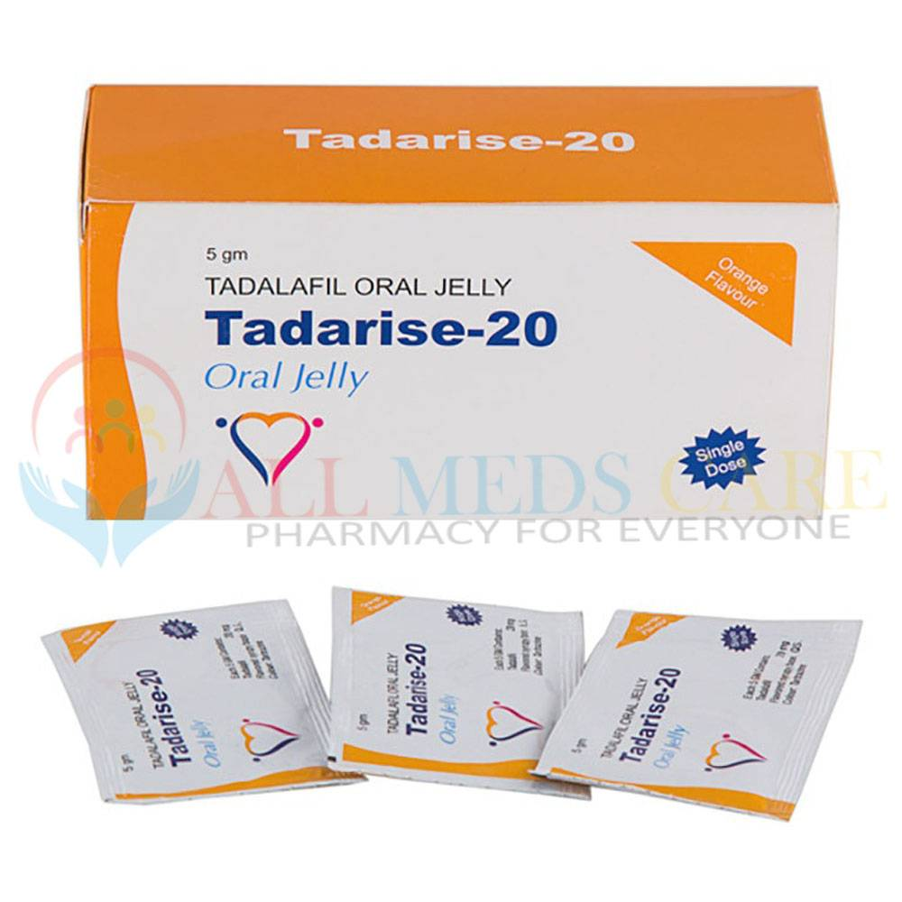 Tadalis Oral Jelly Prices and Information