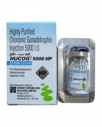 HCG 5000 IU Product Information